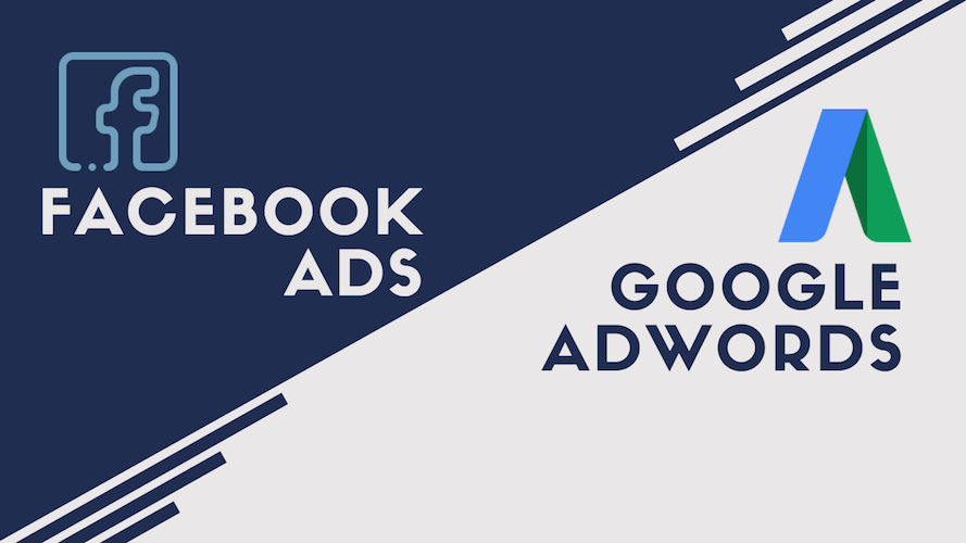 Facebook Ads vs Google AdWordss